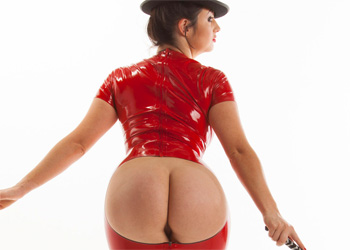 Eden Red Latex Curves