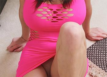 Ella Jones Pink Dress Nudes