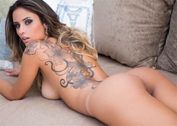 Ellen Sapori Casual Nudes In Brazil