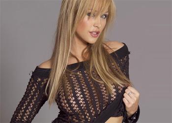 Emily Scott Mesh Tits