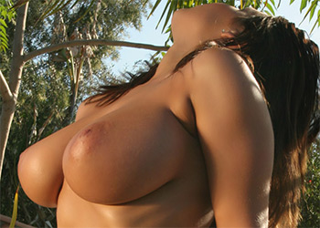 Erica Campbell tits and ass pinupfiles