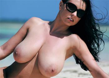 Ewa Sonnet Nude Beach Lady