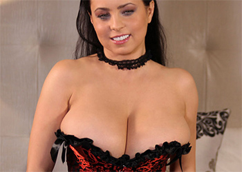 Ewa Sonnet Corset Boobs