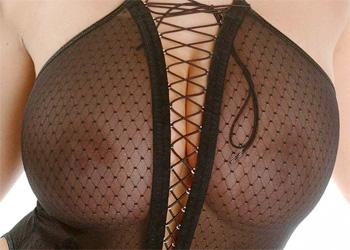 Faith Edwards Sheer Tits