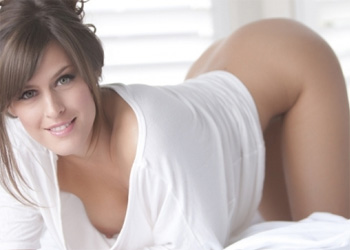 Femme Fetish Sexy In Bed