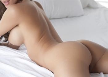 Femme Fetish White Bedroom