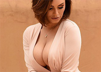 Gemma Massey Nude Glamour Idol