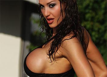 Gia Marie Macool Bikini Model