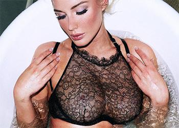 Helen Flanagan Busty Celeb
