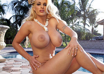 Holly Halston busty milf