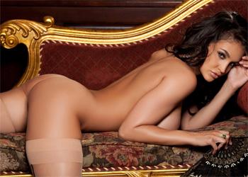 Jaclyn Swedberg Lingerie Playboy