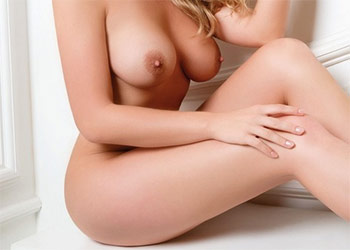 Jamila busty and blonde