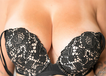 Jana Fox lingerie nudes