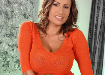 Sensual Jane Orange Sweater