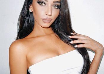 Janice Joostema Sexy Model