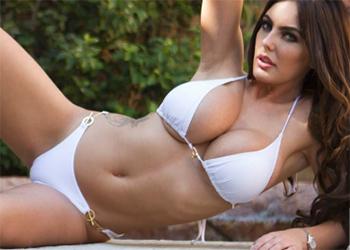 Jeana B Sexy Model