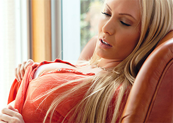 Jennifer Vaughn Busting Out