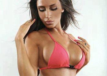 Jennifer Stano Sexy Model