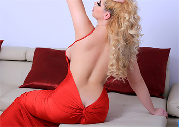 Jessie Blondie Webcam Model