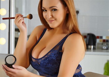 Jodie Gasson Backstage Vanity