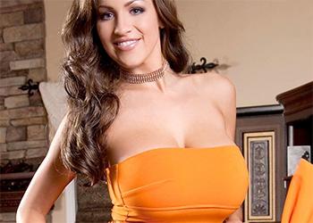 Jordan Carver Busty Dress Glamour Show
