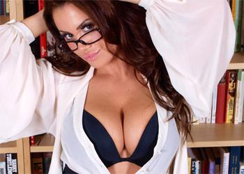 Kandi Kay Lusty Librarian