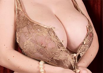 Karina Hart snug fit tits