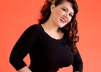 Kate Donovan Sweater Pinup
