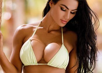 Katelyn Runck bikini