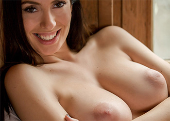 Katey sweater tits playboy