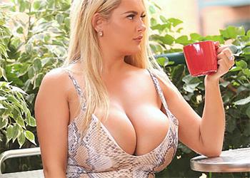 Katie Thornton melons