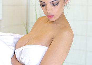 Katrina Moreno shower virtual taboo