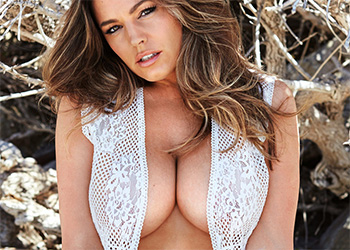 Kelly Brook 2018 calendar