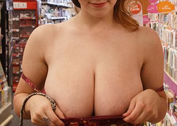 Kelsey Berneray huge tits