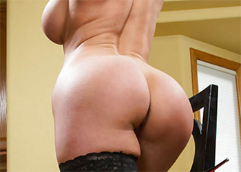 Kendra Lust Just Stockings