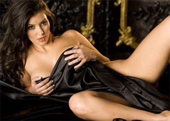 Kim Kardashian Busty Pics