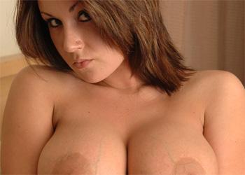 Sweet Krissy corset tits