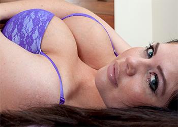 Kylie K Purple Lingerie