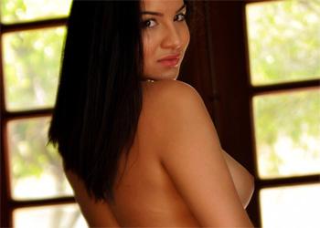 Lacey Banghard Sofa Nudes