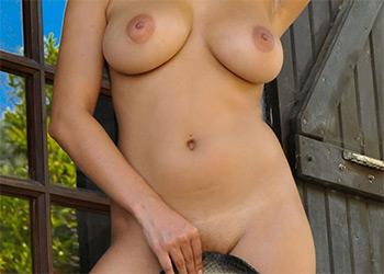 Lacey Banghard cowgirl