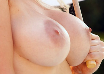 Laya Bella busty blonde
