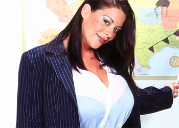 Linsey Dawn McKenzie Weather Girl