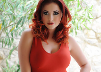 Lucy Vixen Flowing Red Dress