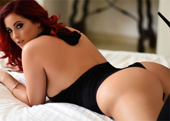 Lucy Vixen Bedroom Pleasing
