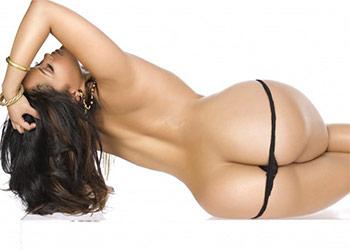 Maliah Michel showgirl