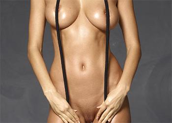 Marisa nude portrait