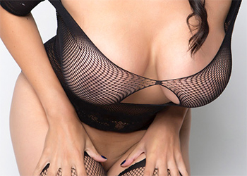 Missy Martinez Sheer Bodysuit
