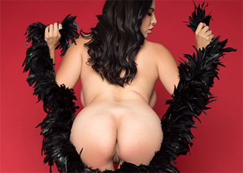 Missy Martinez Feathers and Stockings