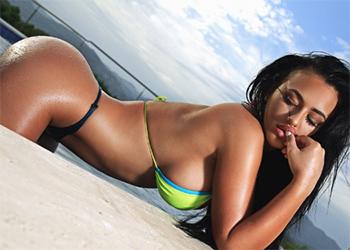 Natalia Paige Sexy Model