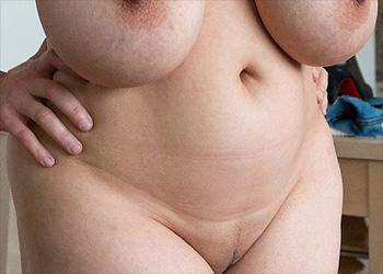 Natasha saggy tits